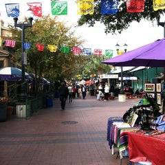 Photo taken at Historic Market Square San Antonio by Lauren O. on 11/24/2012