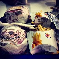 Photo taken at Burger King by Vitor M. on 7/15/2013