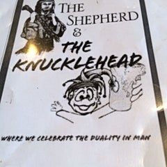 Photo taken at The Shepherd & The Knucklehead Pub by Jim B. on 8/5/2015