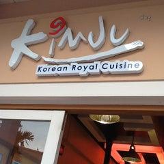 Photo taken at Kimju (คิมจู) by Pakamas W. on 12/9/2012