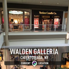 Photo taken at Walden Galleria Mall by Patricia M. on 7/1/2013