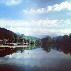 Photo taken at Camp Rockmont by EmilieCarol on 8/5/2013
