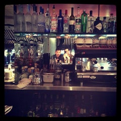 Photo taken at Max's at the Opera Cafe by Alex L. on 11/30/2012