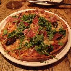 Photo taken at Matchbox Vintage Pizza Bistro by John M. on 3/12/2013