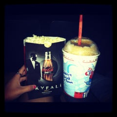Photo taken at Cinemark Movies 12 by Magali M. on 10/1/2012