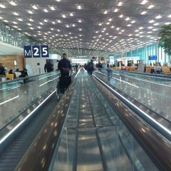 Photo taken at Terminal 2E by zen a. on 1/26/2013