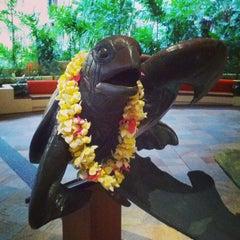 Photo taken at Sheraton Aloha Landing by James O. on 6/13/2013