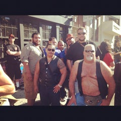 Photo taken at Folsom Street Fair 2012 by Jay T. on 9/24/2012
