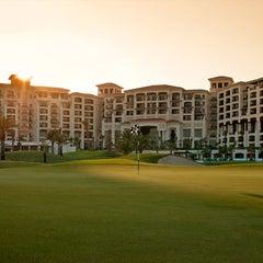 Photo taken at The St. Regis Saadiyat Island Resort by Visit Abu Dhabi on 3/31/2013