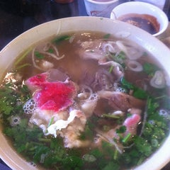 Photo taken at Pho Ha by Peter C. on 1/19/2013