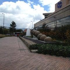 Photo taken at Santafé Mi Mundo by Alexander V. on 1/19/2013