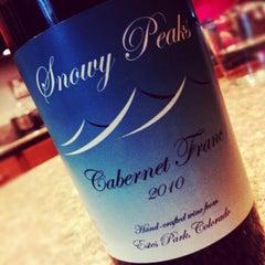 Photo taken at Drew's Wine Bar by drew w. on 12/20/2012
