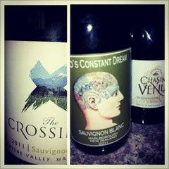 Photo taken at Drew's Wine Bar by drew w. on 11/18/2012