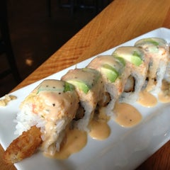 Photo taken at Boathouse Sushi by Spot N. on 10/25/2012