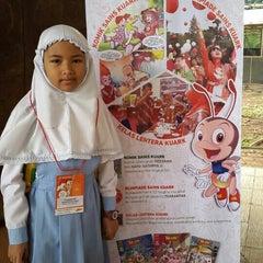 Photo taken at Sekolah Global Mandiri Cibubur by Cak J. on 4/25/2015
