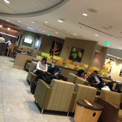 Photo taken at American Airlines Admirals Club by Claudia R. on 6/9/2013