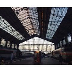 Photo taken at Gare SNCF de Paris Austerlitz by Michael T. on 4/20/2015
