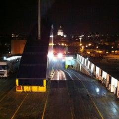 Photo taken at Porto di Catania by Simona G. on 8/15/2013