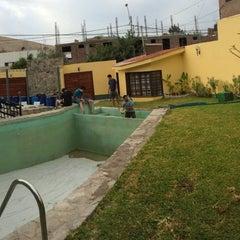 Photo taken at Residencial La Angostura by Favio M. on 12/26/2014
