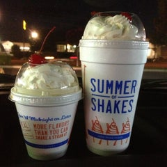 Photo taken at SONIC Drive In by Jessica P. on 8/17/2013