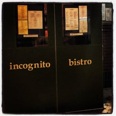 Photo taken at Incognito Bistro by Sonny S. on 2/15/2015