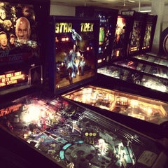 Photo taken at Pinball Hall of Fame by Jesse H. on 4/20/2013