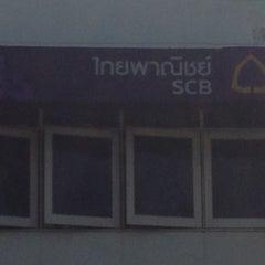 Photo taken at ธนาคารไทยพาณิชย์ (SCB) by Pattana B. on 1/2/2013