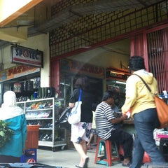 Photo taken at Pasar Kopro by Edwin S. on 1/31/2015