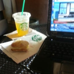 Photo taken at Starbucks by Frank G. on 10/1/2013