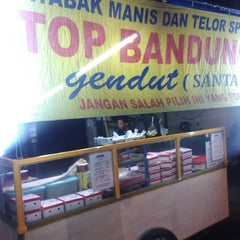 Photo taken at Martabak Manis Gendut Ps. Santa by Manchi A. on 6/14/2013