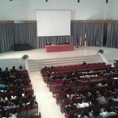 Photo taken at IES César Manrique by Eduardo D. on 11/12/2012