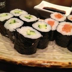 Photo taken at Sushi Tango by Stephanie on 12/22/2012
