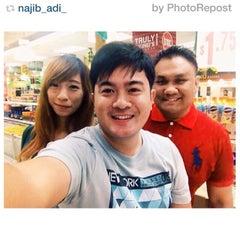 Photo taken at Jaya Hypermart by Gzul Yusof on 7/26/2014