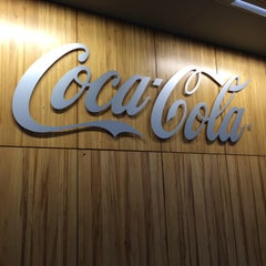 Photo taken at Coca-Cola Österreich by Andrea M. on 1/29/2014