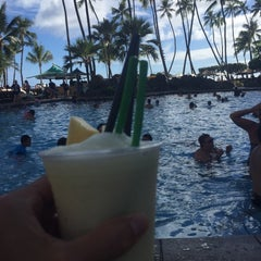 Photo taken at Super Pool and Keiki Pool (Children's Pool) by Gerald H. on 7/31/2015