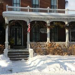 Photo taken at Pratt-Taber Inn by Brenda N. on 2/1/2014