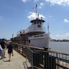 Photo taken at Miss New York Ferry by Anne Y. on 7/5/2013