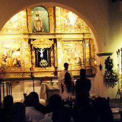 Photo taken at Iglesia La Niña María by anamicano on 10/24/2014