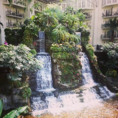 Photo taken at Gaylord Opryland Resort and Convention Center by David B. on 6/20/2013