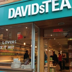 Photo taken at DAVIDsTEA by Georgiana M. on 2/14/2013