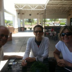 Photo taken at Thai Patio by Chip O. on 4/26/2013