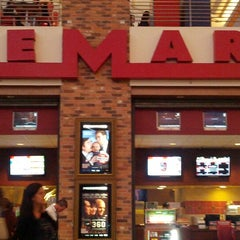 Photo taken at Cinemark by Lili M. on 10/14/2012
