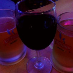 Photo taken at Alps Restaurant & Beer Bar by Kristopher N. on 4/25/2014