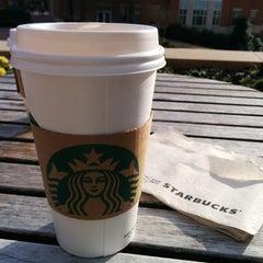 Photo taken at Starbucks by Adri A. on 2/23/2014