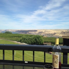 Photo taken at Maryhill Winery & Amphitheater by Barb S. on 6/20/2015
