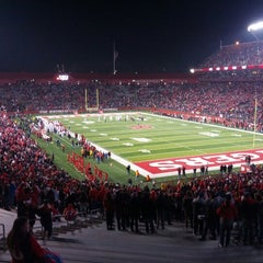 Photo taken at High Point Solutions Stadium by Matthew S. on 11/30/2012