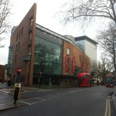 Photo taken at Sadler's Wells by Pepe Z. on 2/14/2013