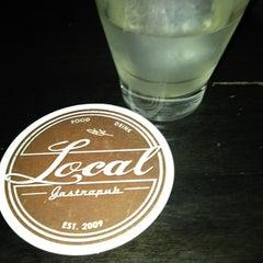Photo taken at Local Gastropub by Kelley B. on 1/27/2013
