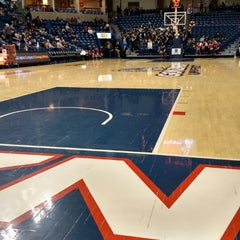 Photo taken at McCarthey Athletic Center by Janice M. on 2/21/2015