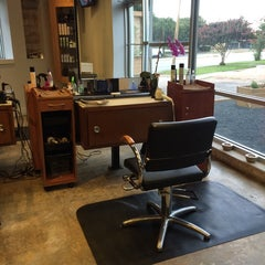 Photo taken at Thairapy Salon by Brooke C. on 7/29/2014